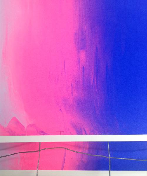 thermochrome process by Anna Baydak