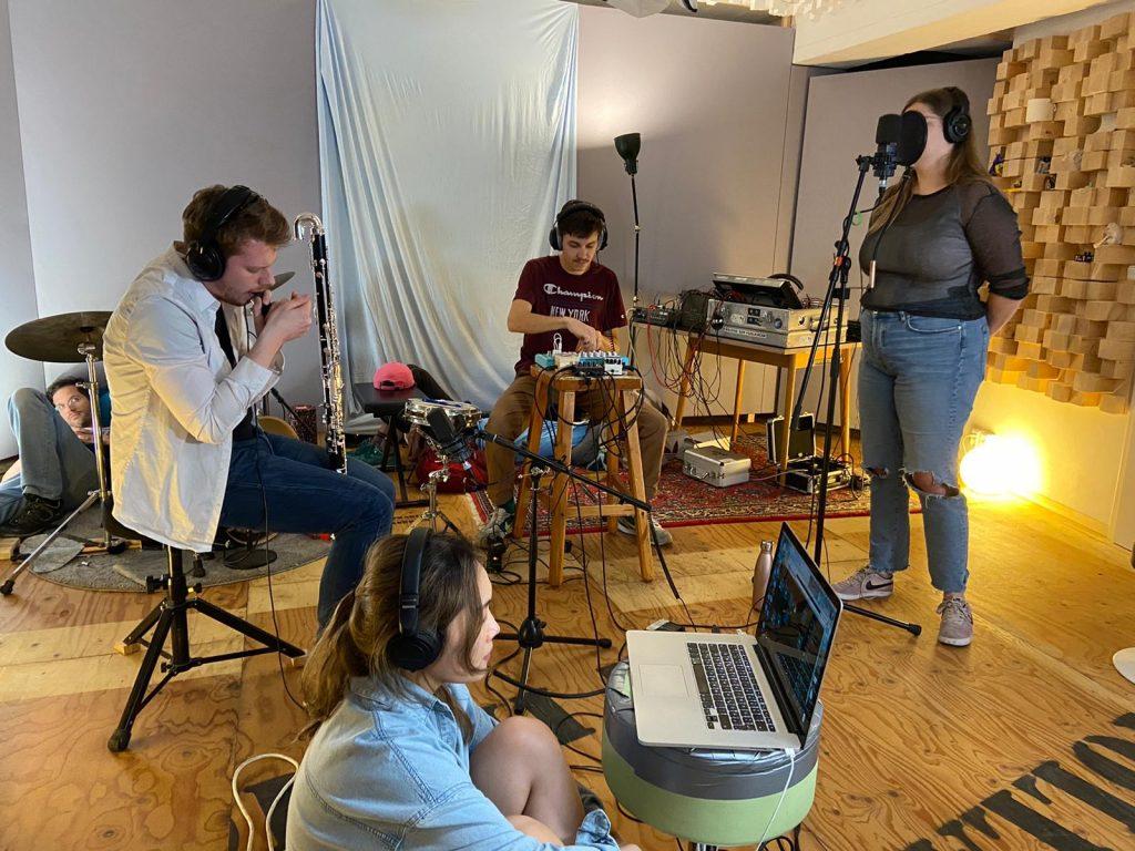 2_Werken Trio in Mount Wobble Studio_photoNatalieHarapat_2020